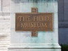 Field Museum Sign
