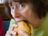 Mama G and her Cheeseburger Deluxe